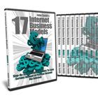 17 DVD stack bundle Mock up