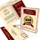 Bi Fold Brochure Action Script- 6x9