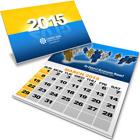 8.5 x 5.5 Calendar Book action script