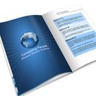 A4 8 Pages bi-fold brochure action script