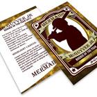 Vertical Baseball Trading Card Action Script
