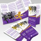 11x17 Double Parallel Brochure Action Script Set
