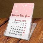 54 x 87 Calendar Jewel Case Mockup Cover Actions