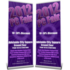 Retractable Roller Banner Stand action script