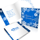 Square bi-fold brochure action script
