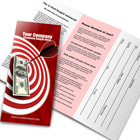Z-Fold Brochure action script