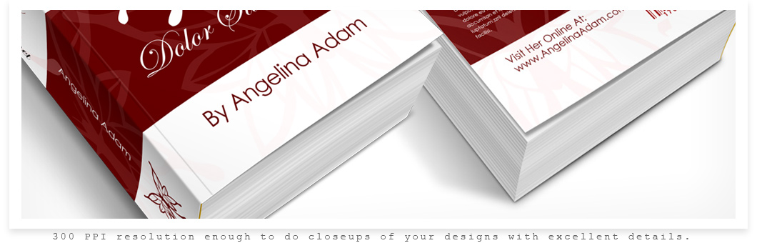 Thick Paperback Book Mock Up