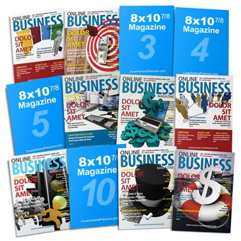 12 Magazine Mockup-8x10.875